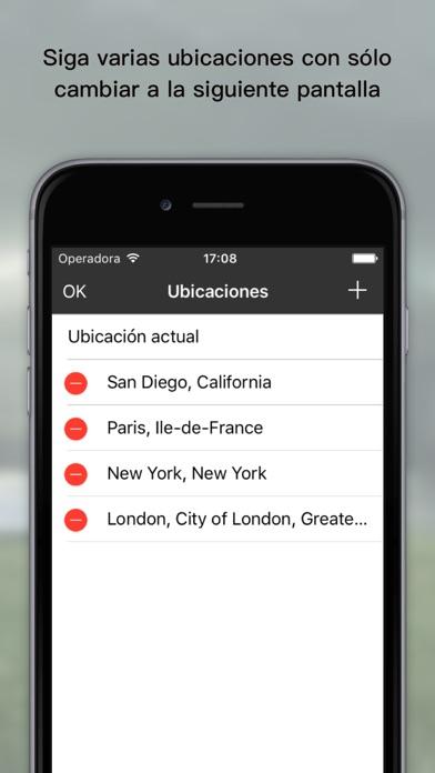 Screenshot for Free Digital Temperature in Peru App Store