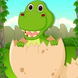 Jurassic Eggs Dino Match Three Fun Free Games