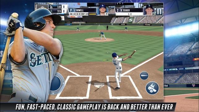 R B I  Baseball 16