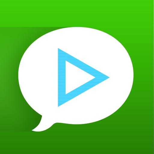 TrueText-Free Animated Gif/Video Creator for iPhone/iPad iOS App