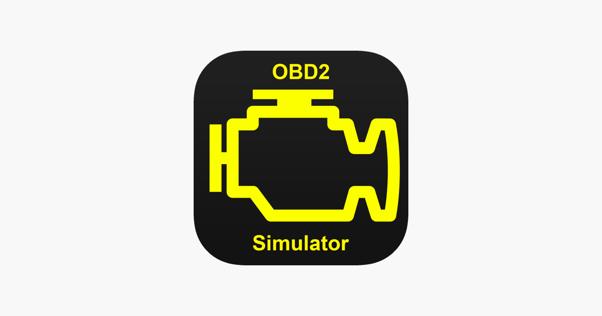 obd2 simulator on the app store. Black Bedroom Furniture Sets. Home Design Ideas