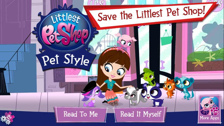Littlest Pet Shop: Pet Style screenshot-0