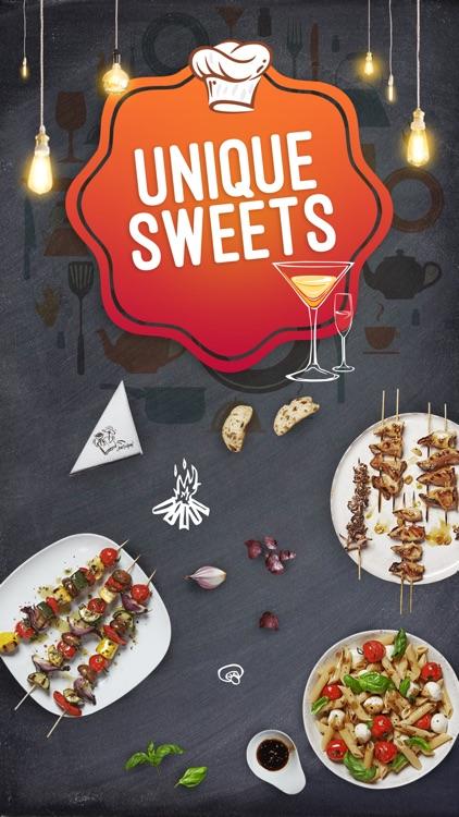 Best App for Unique Sweets
