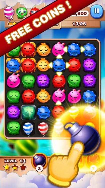 Jelly Crush Mania - A Yummy Jelly Dash Mania Match 3 Game screenshot-3