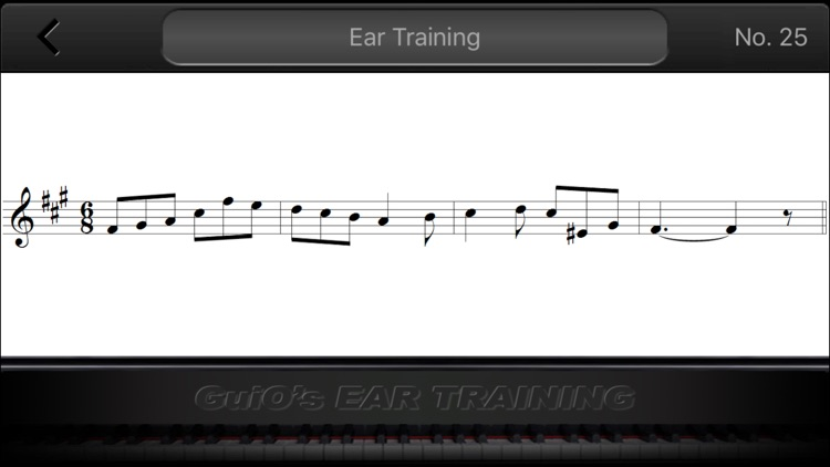 GuiO's Ear Training -beginner- (free) screenshot-3