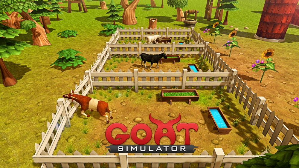 Goat Simulator 3D – A Goats Rampage In the City Cheat Codes