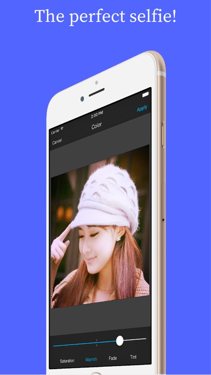 MirrorMe Professional - horizontal reverse your front facing camera photos screenshot-3