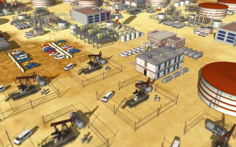 Oil Enterprise screenshot 4