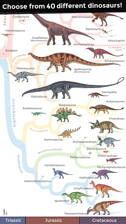 Pose & Draw Dinosaurs screenshot-3