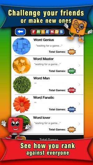 Word Colors Lite Screenshot