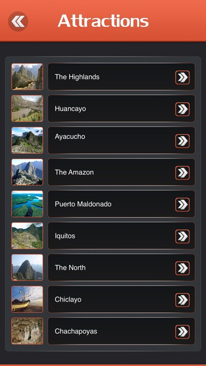 Machu Picchu Tourism Guide screenshot-2