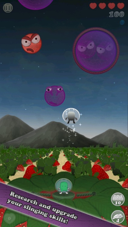 Bubblien Attack - Invasion Survival by Comicorp Worlds screenshot-4