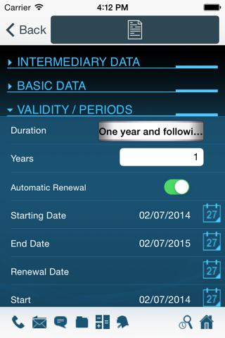 Screenshot of Koolsite Insurance Anywhere