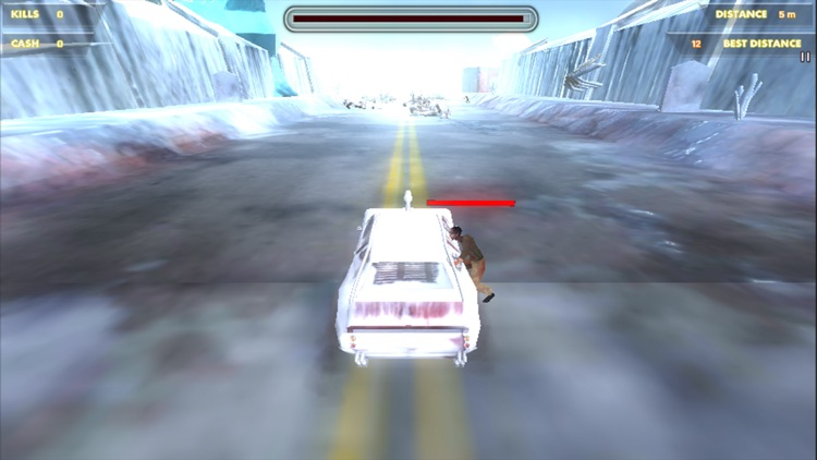 Zombie Road Survivor screenshot-3