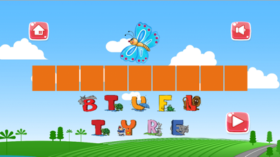 Spelling Game For Kids - Learning for Animals Vocabulary Free screenshot four