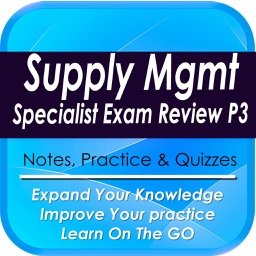 Supply Management Exam Review :+1000 Study Notes & Exam Quiz (Part3)
