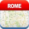 Roma Mapa Offline - Metro City Airport