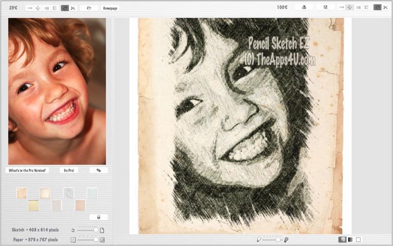 Pencil Sketch EZ Screenshot