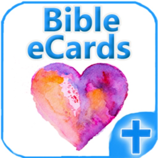 Best Bible eCards App - Design and Send Holy Bible eCards icon
