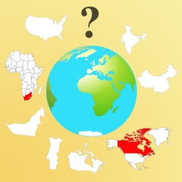 Ultimate Country Maps Trivia