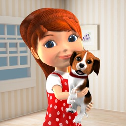 Anya Dress Up & Pet Puppies
