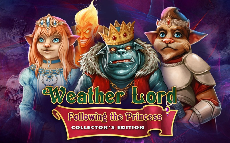 Weather Lord: Following the Princess Collector's Edition screenshot 1