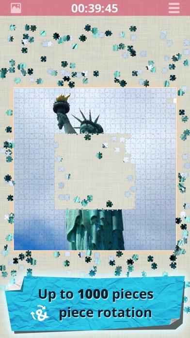 ジグソーパズル Jigsaw Puzzles Realのスクリーンショット1