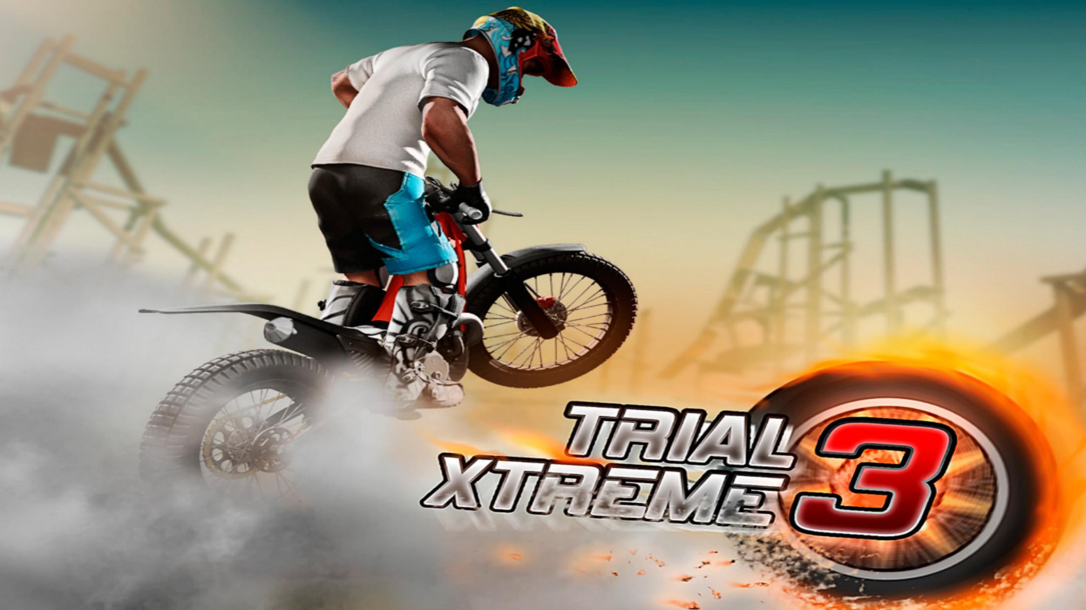 Trial Xtreme 3 Screenshot