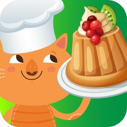 First Words Food - English : Preschool Academy educational game lesson for young children