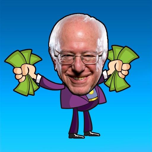Bernie Man - Election for White-House President Sanders