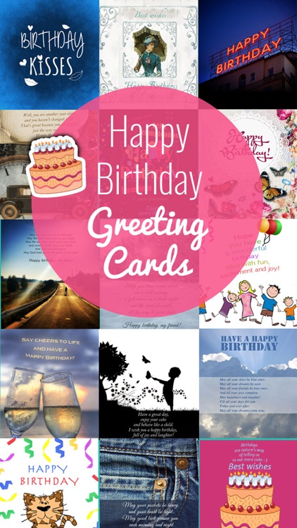 Birthday Greeting Cards - Happy Birthday Greetings & Picture Quotes