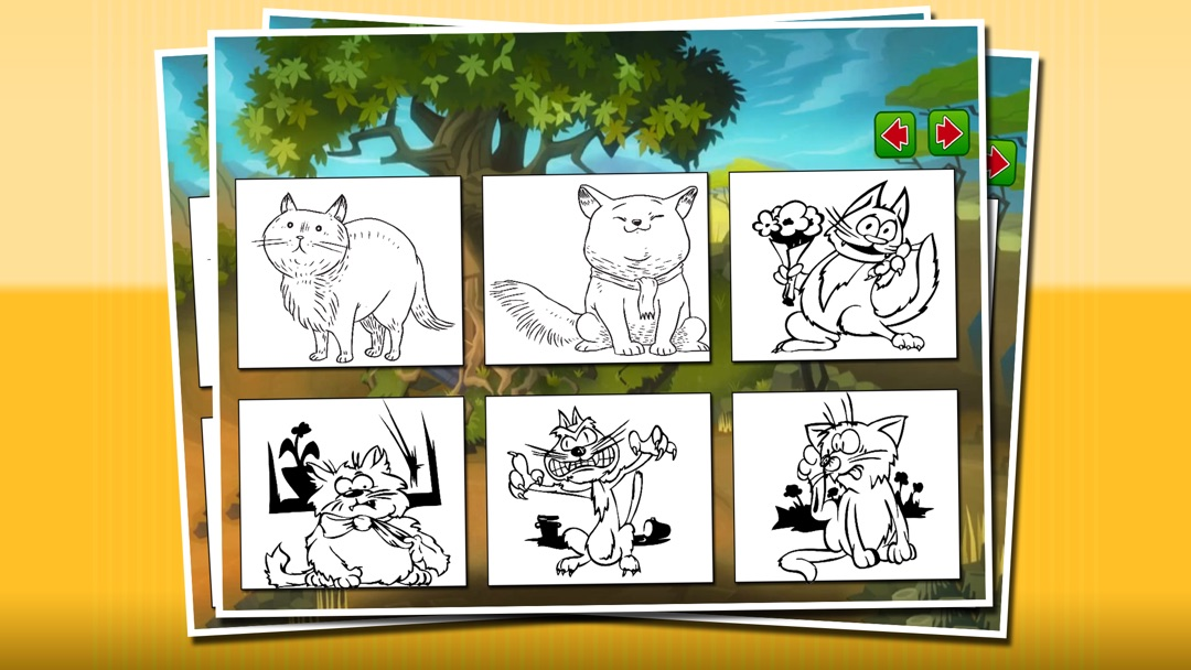 Cool Coloring Games