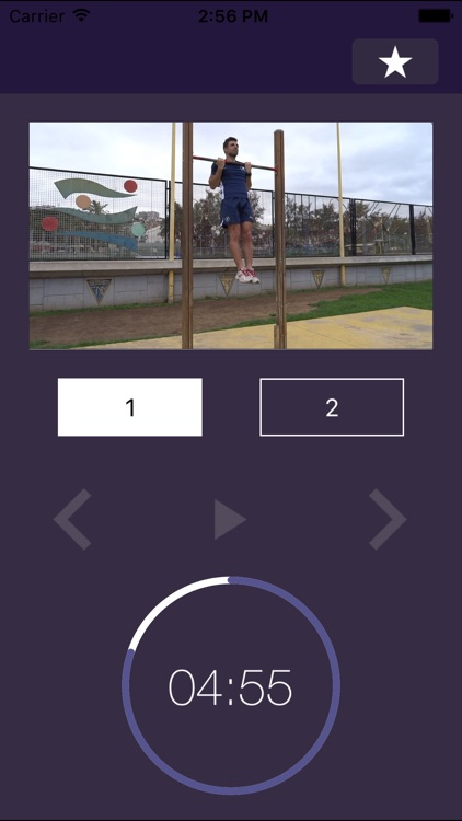 7 min Calisthenics Workout: Street Exercise Routine with Bodyweight Training Exercises Program for Beginners screenshot-4
