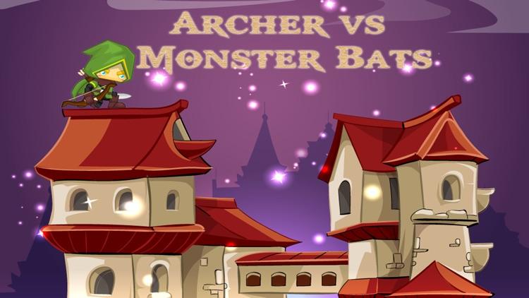 Archer vs Monster Bats