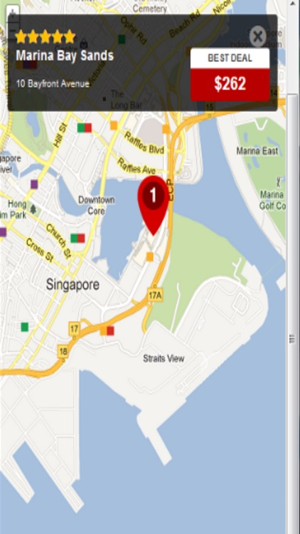 Singapore Hotels & Maps screenshot-4