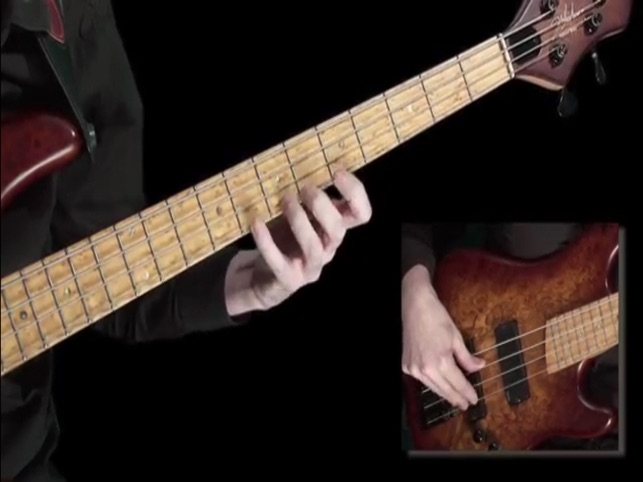 Teach Yourself Bass Guitar on the App Store