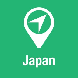 BigGuide Japan Map + Ultimate Tourist Guide and Offline Voice Navigator