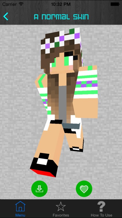Girl Skins for Minecraft PE (Pocket Edition) - Best Free Skins App for MCPE screenshot-4
