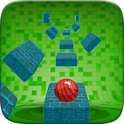 Jumping Ball Dash - Twist ZigZag Tap And Jump Circle Game FREE
