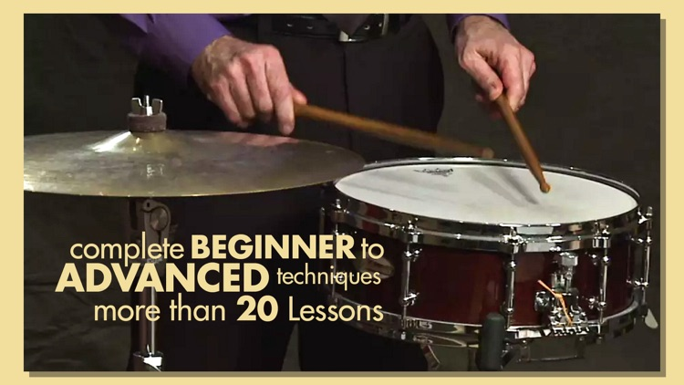 Music Lifeboat Presents: Learn Percussion