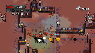 Screenshot from Space Grunts