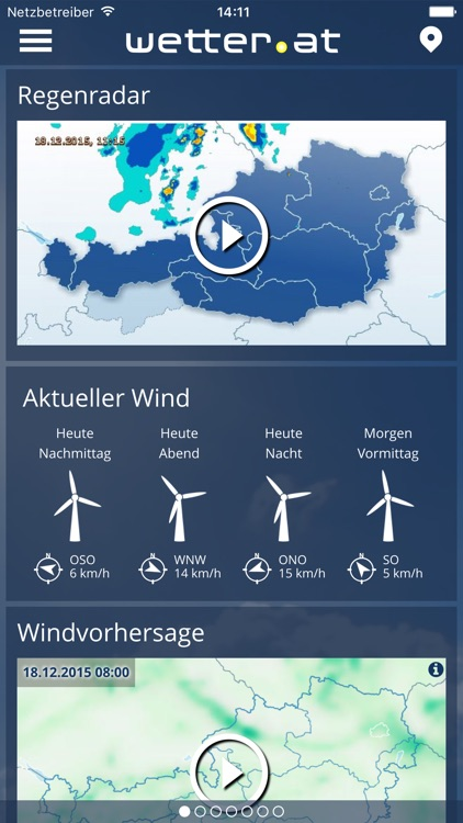 wetter.at PRO screenshot-3