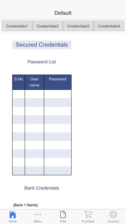Password Lists