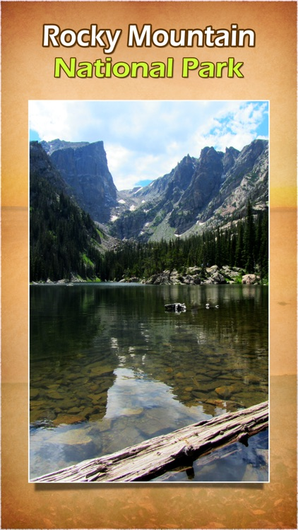 Rocky Mountain National Park Travel Guide screenshot-0