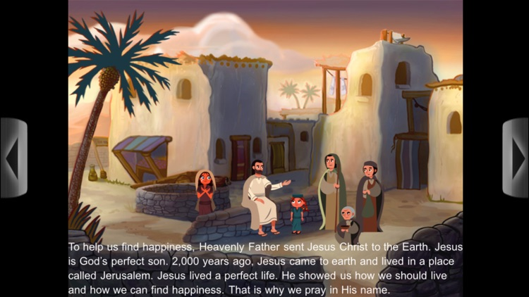 How to Pray - An Animated ebook for kids screenshot-3