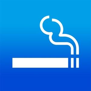 Mr. smoking area map