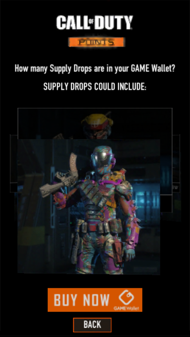 Call of Duty: Black Ops III Points screenshot four