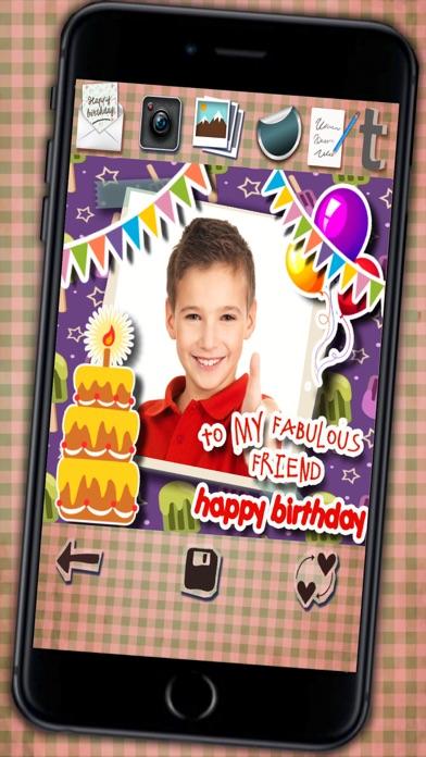 Grußkarten zum GeburtstagScreenshot von 2