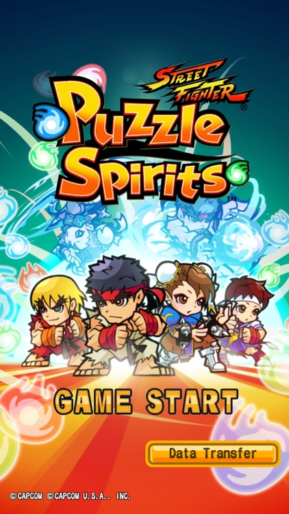 Street Fighter Puzzle Spirits