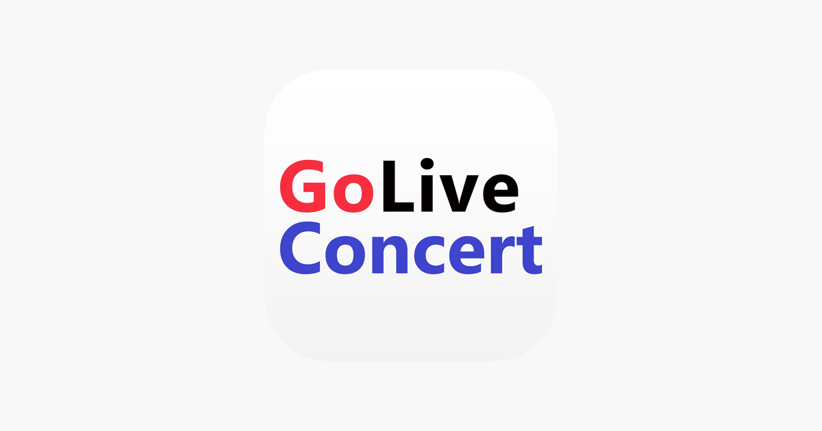 Go Live Concert on the App Store